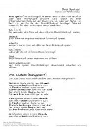 Drei Spatzen_Special zum Winterausklang 1